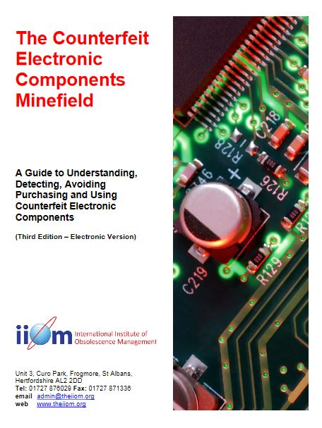 The Counterfeit Electronic Components Minefield